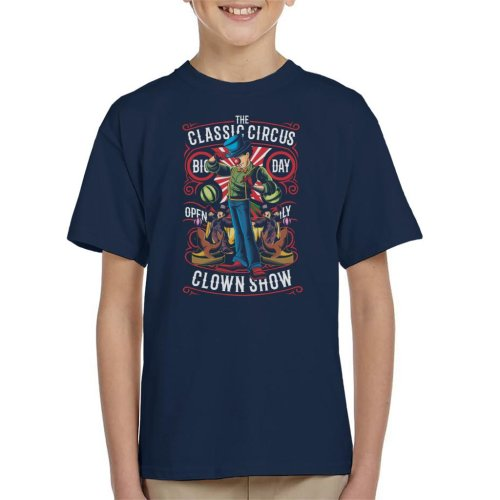 The Classic Circus Kid's T-Shirt