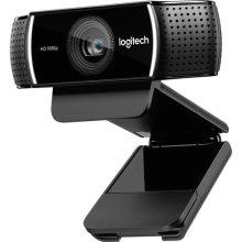 Logitech C922 Pro Stream Webcam 960-001087 B&H Photo Video
