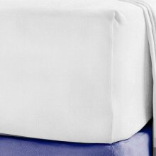 100% Brushed Cotton Thermal Flannelette Flat Sheet