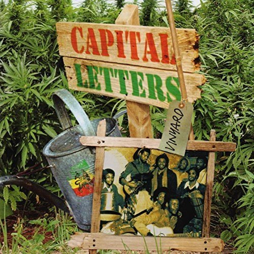Capital Letters - Vinyard [CD]