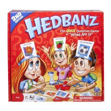 Games 6038149 Hedbanz The Game