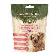 Harringtons Salmon Roll  Dog Treats (8 Packs)