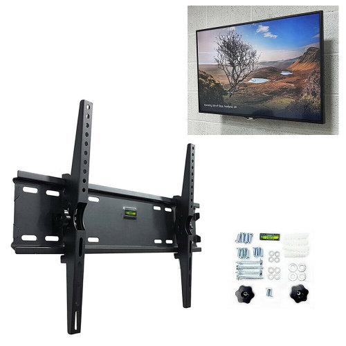 TAHA TV Wall Bracket Mount Tilt 32-70 Inch LED OLED TVs MAX VESA