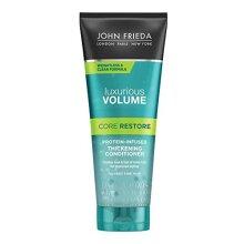 John Frieda Luxurious Volume Core Restore Volumising Conditioner for Very Fine Hair, 250 ml