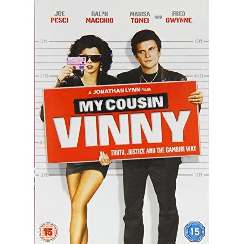 My Cousin Vinny DVD [2002]