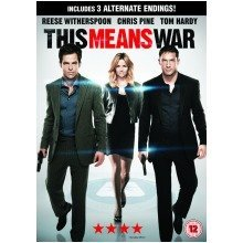 This Means War DVD [2012] - Used