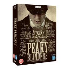 Peaky Blinders - Series 1 - 5 (includes 4 Art Cards) [2019] (DVD)