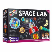 Galt Toys Explore & Discover Space Lab Science Kit