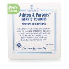 Ashton & Parsons Infant Powders 20 Sachets