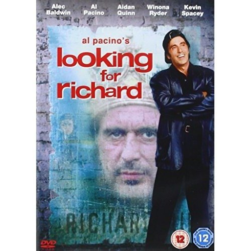 Looking For Richard DVD [2005]