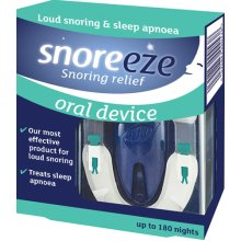 Snoreeze  Snoring Relief Oral Device Single