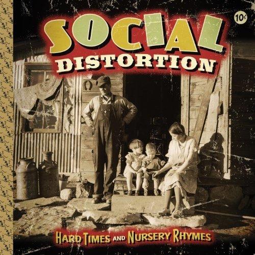 Social Distortion - Hard Times and Nursery Rhymes [CD]