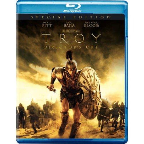 Troy - Directors Cut Blu-Ray [2008]