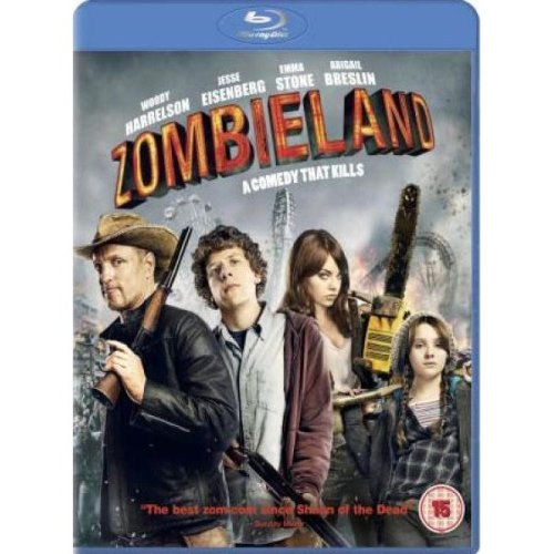 Zombieland Blu-Ray [2010]