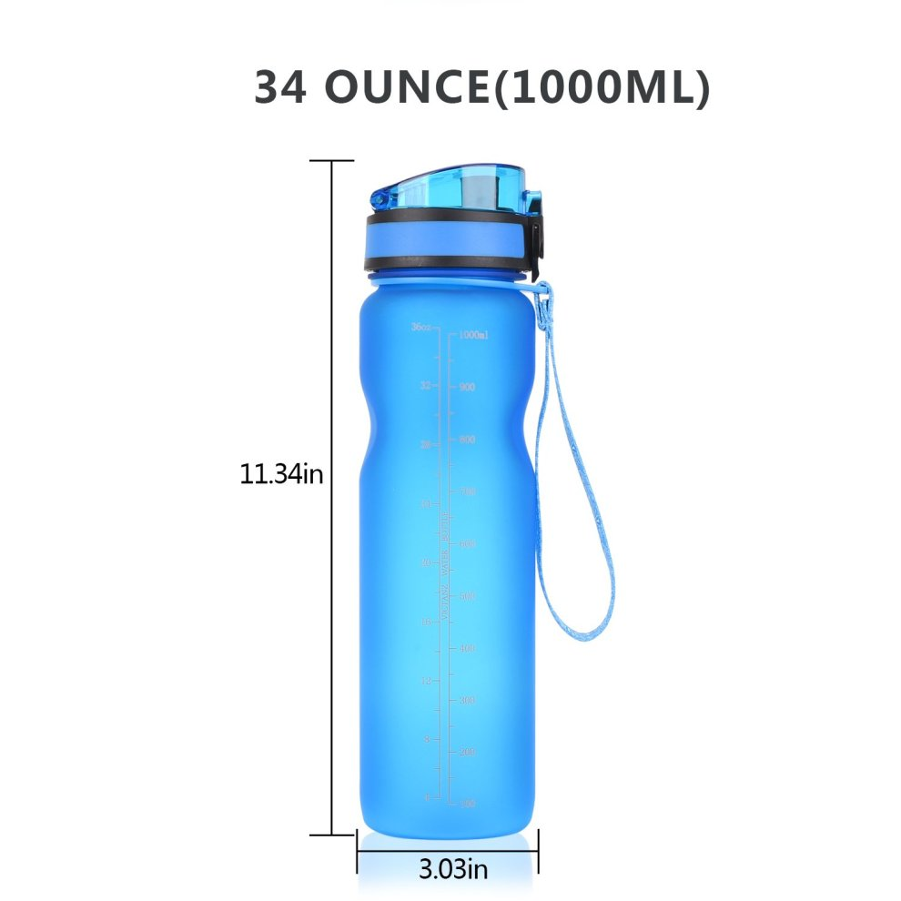 Rolling Stones Logo Aluminium Drink Water Bottle Outdoors Walking Cycling