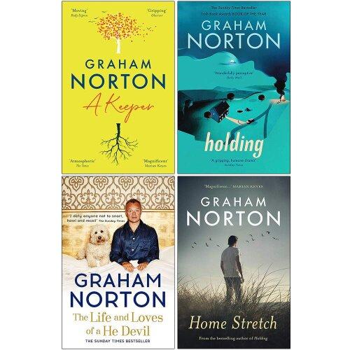 Graham Norton Collection 4 Books Set