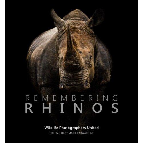 Remembering Rhinos STANDARD EDITION by Margot Raggett