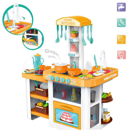 deAO K15-Y Kitchen Playset