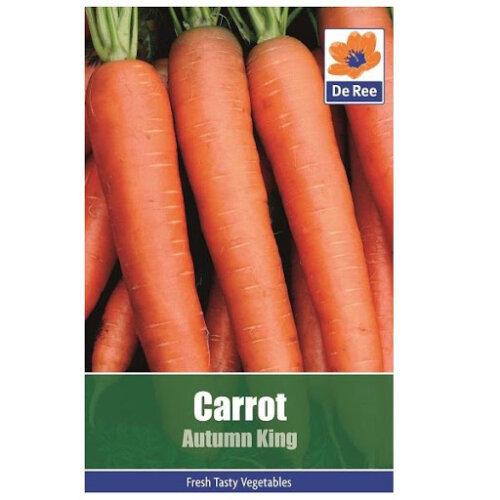 Carrot - Autumn King - Seeds 1 Pack