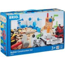 BRIO BRI-34587 34587 Builder Construction Set, Multicoloured