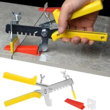 Delaman Tile Leveling Spacer System Spacer Wall Floor Tools Kit
