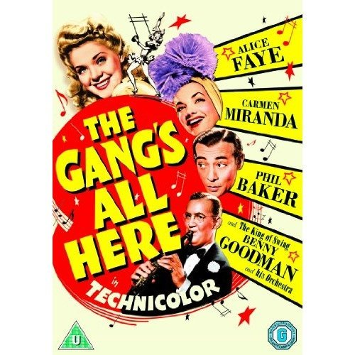 Gangs All Here the - Studio Classics