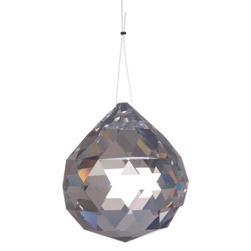 Decorative Glass Hanging Crystal - Medium