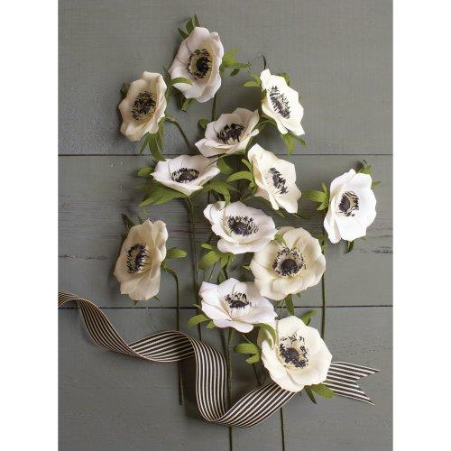 Crepe Paper Flower Kit -Anemones
