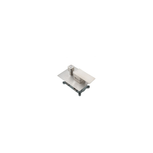 recessed mixer, with diverter, stainless steel
