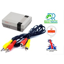 Nintendo NES AV Cable TV Lead Composite Video Audio RCA