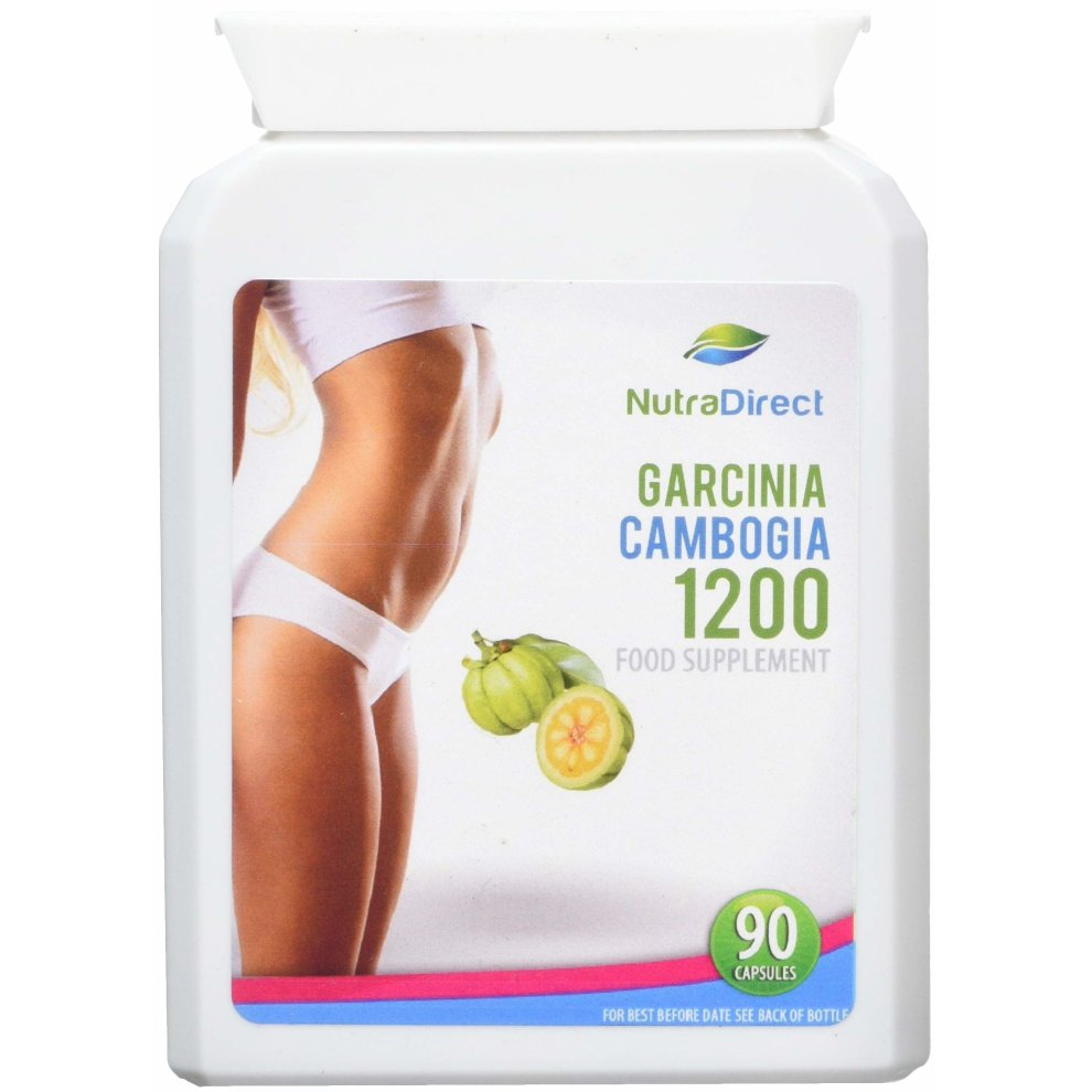 Nutra Direct Garcinia Cambogia 1200 Mg 90 Count On Onbuy