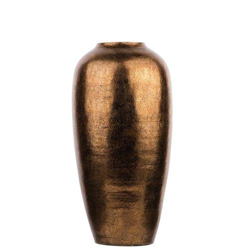 Decorative Vase Metallic Gold LORCA
