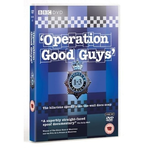 Operation Good Guys Series 1 to 3 Complete Collection DVD [2005]