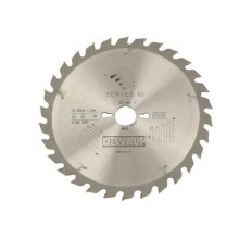DeWalt DT4322-QZ Circular Saw Blade 250mm x 30mm x 40 Teeth Series 60 General Purpose