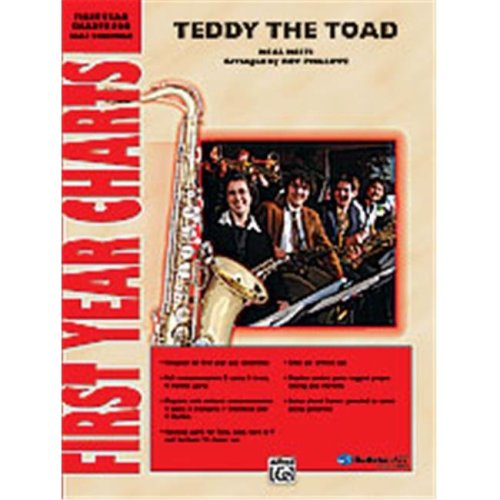 Alfred 00-29770 TEDDY THE TOAD-JFY