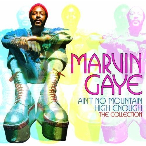 Marvin Gaye - Aint No Mountain High Enough: the Collection [CD]