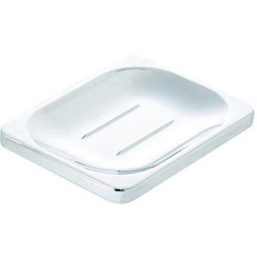 Croydex Sutton Soap Dish 24 x 100 x 80mm [QM731941]