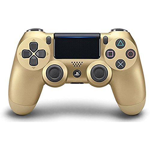 Sony DualShock 4 Controller | Official PlayStation PS4 Controller - Gold