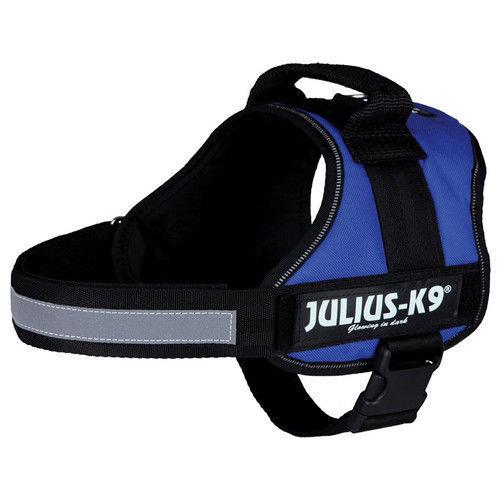 Julius-k9® Powerharness, 3/xl: 82–116 Cm/50 Mm, Blue - Harness Dog K9 Julius -  harness dog k9 julius power puppy 3 juliusk9 powerharness blue xl