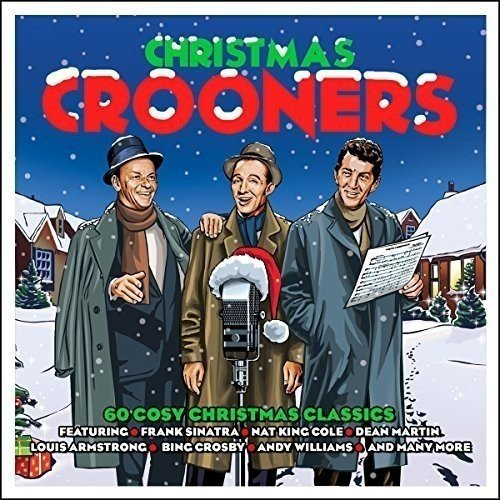 Christmas Crooners - Various [CD]
