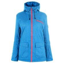 Nevica Womens Ladies Boost Zip Front Long Sleeve Hooded Warm Winter Ski Jacket