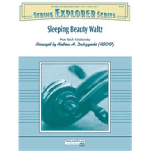 Alfred 00-40458 SLEEPING BEAUTY WALTZ-HSE