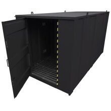 Armorgard FlamStor Walk-In Hazardous Storage