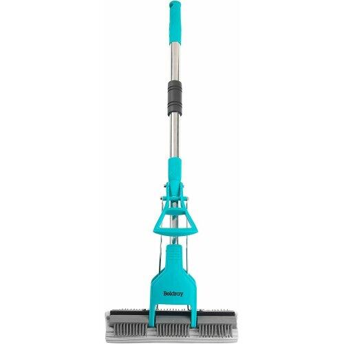 Beldray® Pet Plus+ Slimline PVA Mop & Brush with Telescopic Handle
