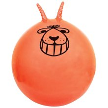 Kid Retro Giant Space Hopper Bouncy Balance Toy Outdoor Fun Foot Pump Inflatable
