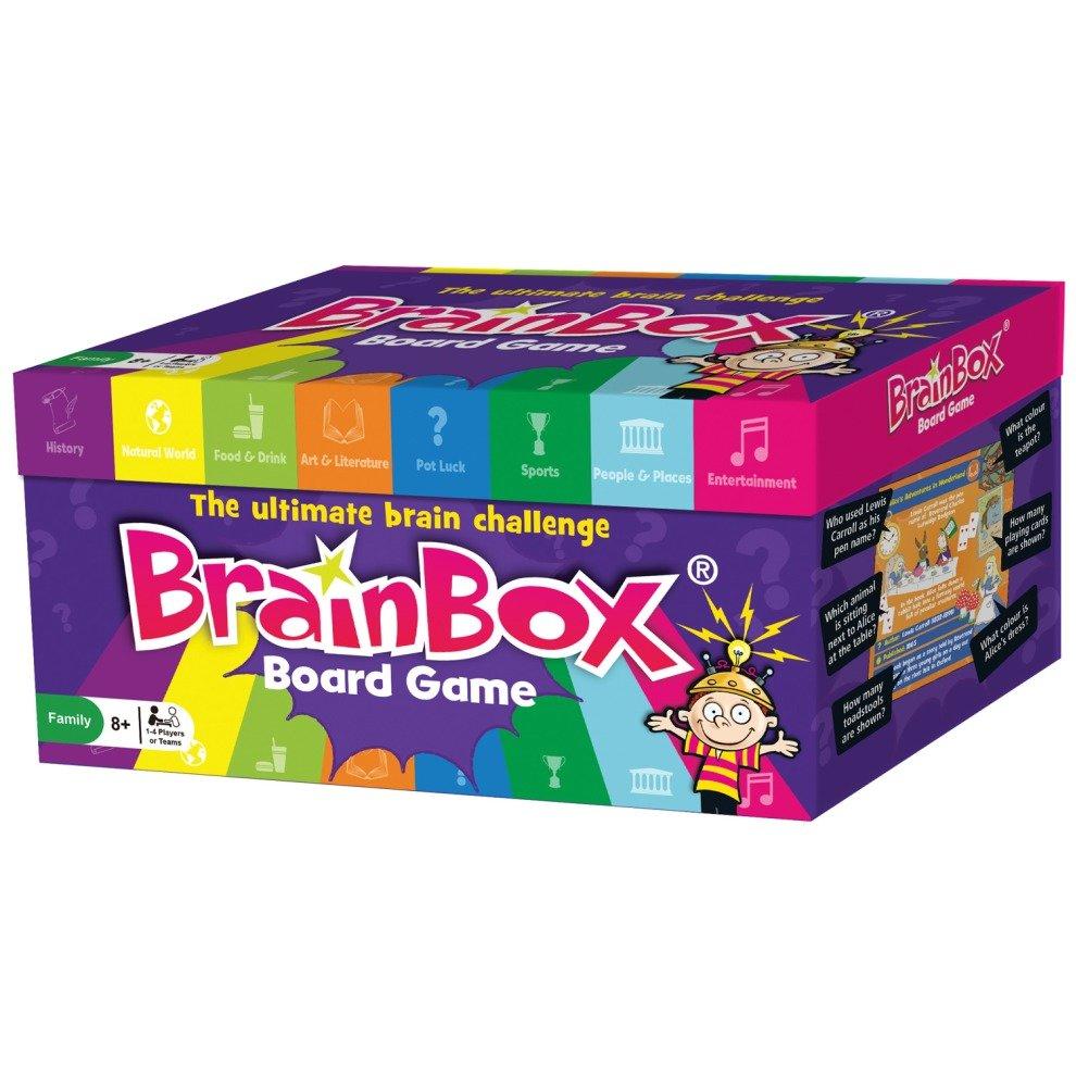 Brainbox Board Game