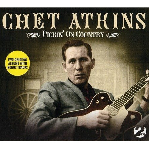 Chet Atkins - Pickin on Country [CD]