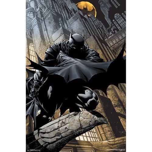 """Poster - Studio B - Batman - Lurking 24""""x36"""" Wall Art p1541"""