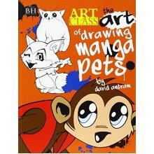 The Art of Drawing Manga Pets (Art class) - Used