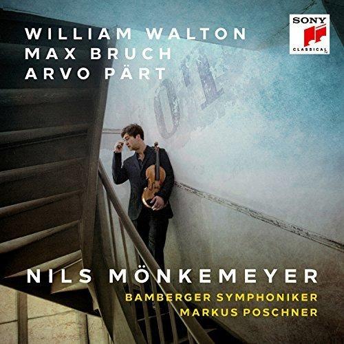 Nils Mönkemeyer - William Walton, Max Bruch, Arvo Pärt [CD]